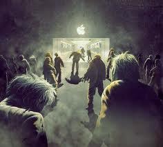 пользователь продукции Apple по версии фанатов задроида