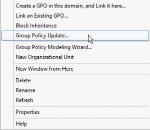 контекстное меню групповых политик в windows 8 server beta