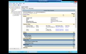 новый мастер результирующих политик в windows 8 server beta