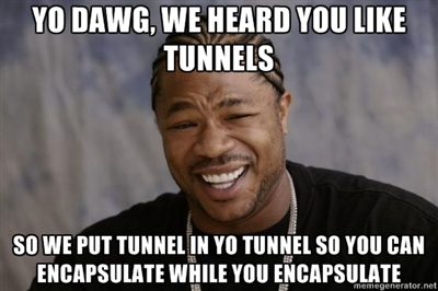 xzibit about gre over ipsec