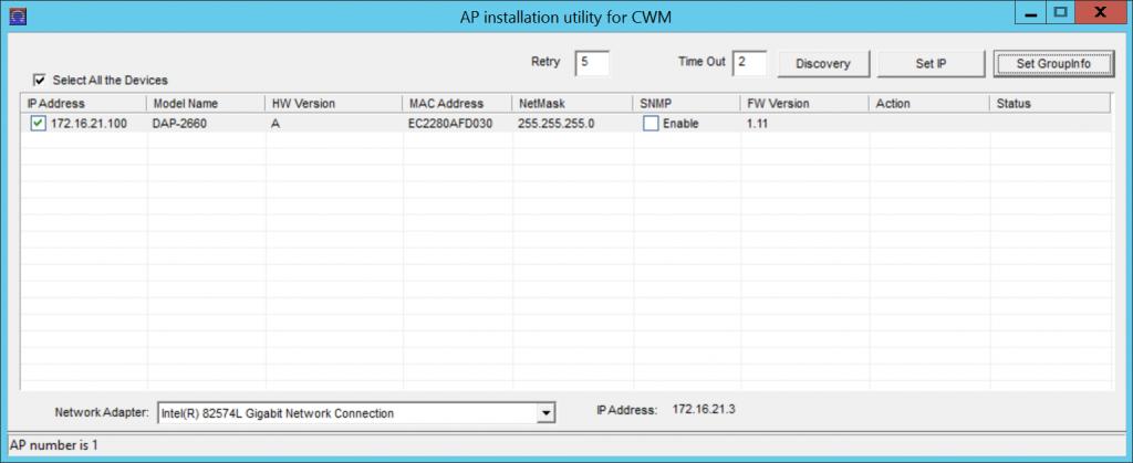 01 - AP installation utility for CWM